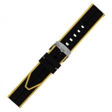 Morellato A01X4985187897CR20 - pasek do zegarka męski