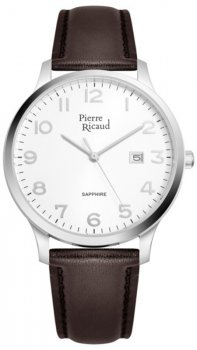 Zegarek męski Pierre Ricaud P91028.5B23Q