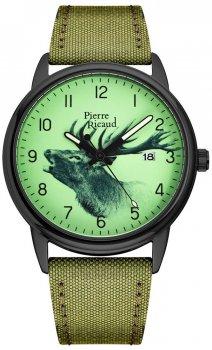Zegarek męski Pierre Ricaud P97234.B82ORRQ