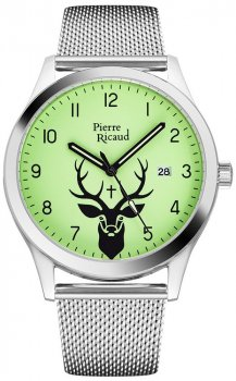 Zegarek męski Pierre Ricaud P97240.512OREQ