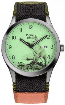 Zegarek męski Pierre Ricaud P97240.S82OFXQ