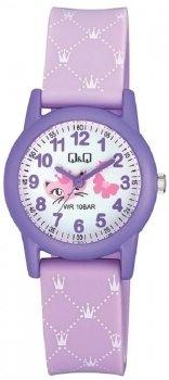 Zegarek dla dziewczynki QQ VR99-014