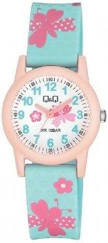 Zegarek dla dziewczynki QQ VR99-015