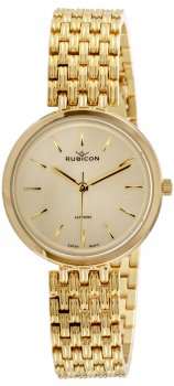 Rubicon RNBE33GIGX03BX - zegarek damski