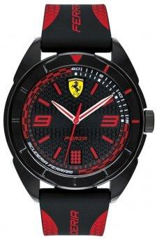 Zegarek męski Scuderia Ferrari SF 0830515 FORZA