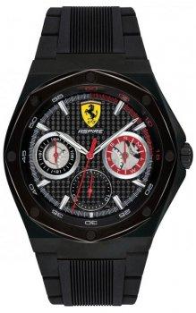 Zegarek męski Scuderia Ferrari SF 0830538 ASPIRE