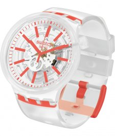 Zegarek unisex Swatch SO27E102