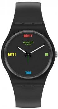Zegarek unisex Swatch SO28B102