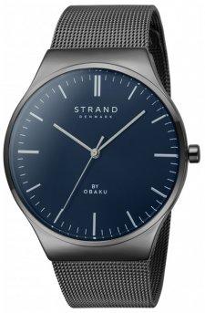 Zegarek zegarek męski Strand S717GXJLMJ