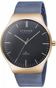 Zegarek zegarek męski Strand S717GXVLML