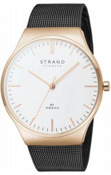 Zegarek zegarek męski Strand S717GXVWMB