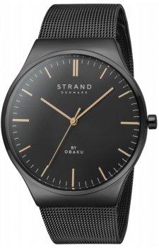 Zegarek zegarek męski Strand S717LXBBMB