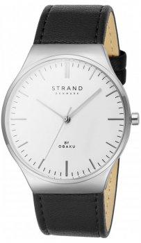 Zegarek zegarek męski Strand S717LXCWRB