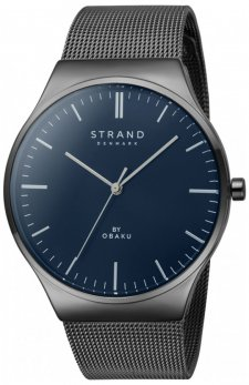 Zegarek zegarek męski Strand S717LXJLMJ