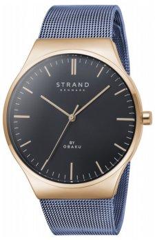 Zegarek zegarek męski Strand S717LXVLML