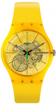 Zegarek unisex Swatch SUOJ108