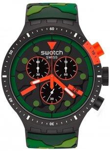 Zegarek męski Swatch SB02B409