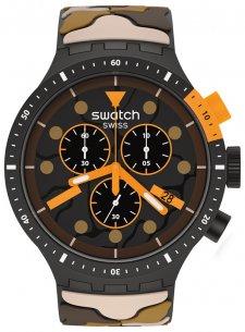 Zegarek męski Swatch SB02B410