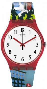 Zegarek męski Swatch SUOZ320