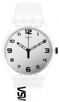 Zegarek unisex Swatch SUOZ339