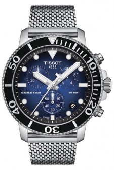 Tissot T120.417.11.041.02 - zegarek męski