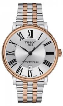 Zegarek męski Tissot T122.407.22.033.00