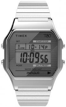 Timex TW2R79100 - zegarek damski