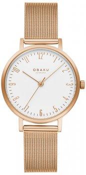 Zegarek damski Obaku Denmark V248LXVIMV