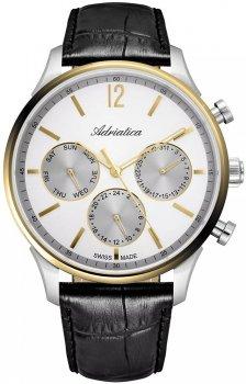 Adriatica A8271.2253QF - zegarek męski