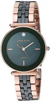 Anne Klein AK-3158GNRG - zegarek damski