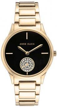 Zegarek damski Anne Klein AK-3416BKGB