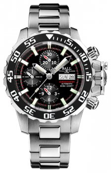 Ball DC3026A-S4C-BK - zegarek męski