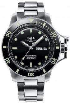 Ball DM2118B-SCJ-BK - zegarek męski