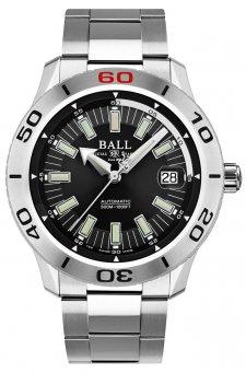 Ball DM3090A-S3J-BK - zegarek męski