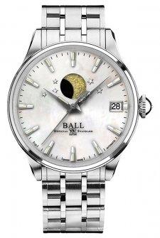 Ball NL3082D-SJ-WH - zegarek damski