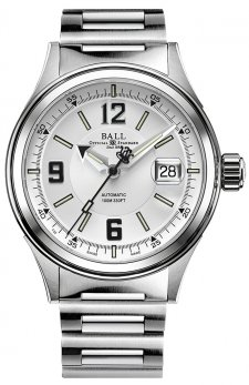 Ball NM2088C-S2J-WHBK - zegarek męski