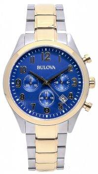 Bulova 98B346 - zegarek męski