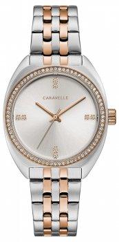 Caravelle 45L180 - zegarek damski