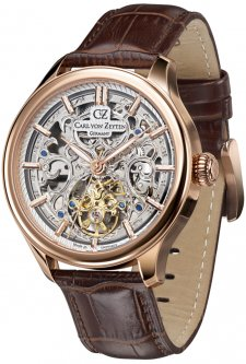 Carl von Zeyten CVZ0014RSL - zegarek męski