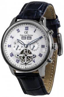Carl von Zeyten CVZ0053WH - zegarek męski