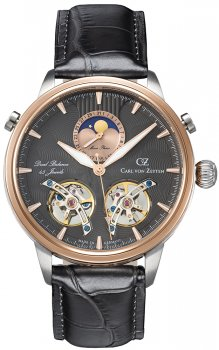 Carl von Zeyten CVZ0060RGU - zegarek męski