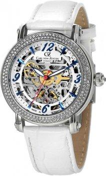 Carl von Zeyten CVZ0061WH - zegarek damski