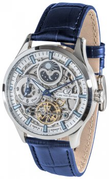 Carl von Zeyten CVZ0063SL/SZAF - zegarek męski
