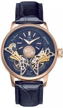 Carl von Zeyten CVZ0064RBL - zegarek męski
