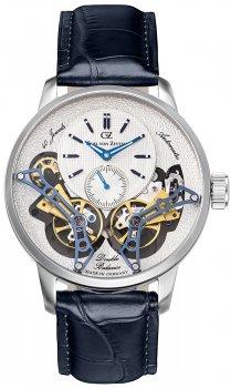 Carl von Zeyten CVZ0064WH - zegarek męski