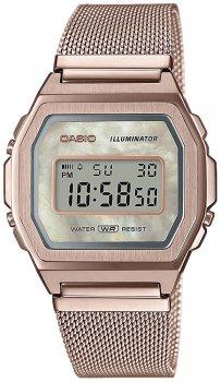 Casio A1000MCG-9EF - zegarek damski