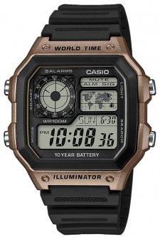 Casio AE-1200WH-5AVEF - zegarek męski