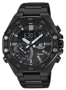 EDIFICE ECB-10DC-1AEF - zegarek męski