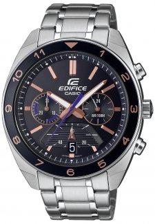 Edifice EFV-590D-1AVUEF - zegarek męski