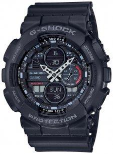 G-SHOCK GA-140-1A1ER - zegarek męski